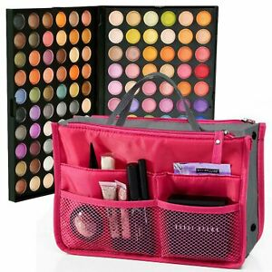 SLAM Beauty Eyeshadow Palette Makeup for Eyes w/ Free Complimentary Cosmetic Bag