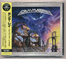 Gamma Ray - Heading For Tomorrow / Japan 2 CD 25th Anniversary Edition / NEW!