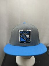 New York Rangers Zephyr Fitted Hat 32/5 7 1/4 NHL