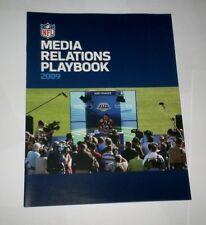 2009 NFL Media Relations Playbook KURT WARNER Arizona Cardinals !