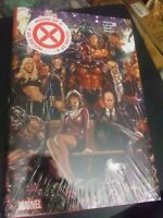 HOUSE OF X POWERS OF X DM Variant SEALED Hardcover OHC X-Men Hickman
