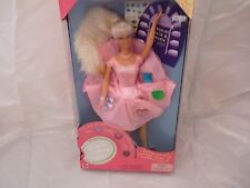 1997 Twirlin' Make-up Barbie w/Nail Bonus and Press on-Nails - NRFB !