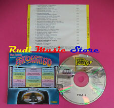 CD RED RONNIE favolosi anni 60 1964-2 LITTLE TONY MORANDI JANNACCI (C33*) no lp
