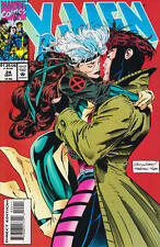 Marvel X-Men #24 Comic Rogue Gambit Kiss Cover Iceman