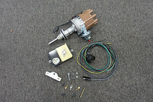 MOPAR: Hi-Po 340 318 360 Electronic Ignition Conversion Kit With Tan Cap
