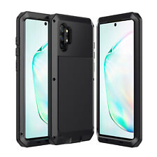 F Samsung Galaxy S20 Note 10 S10 Metal Shockproof Aluminum HEAVY DUTY Case Cover