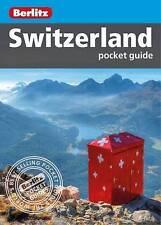 Berlitz: Switzerland Pocket Guide by Berlitz (Paperback, 2017)