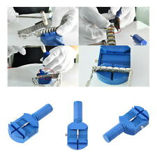 Watch Band Link Pin Remover Strap Adjuster Opener Repair Watchmaker Tool SS