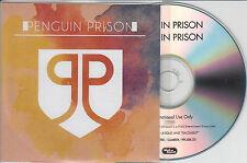 PENGUIN PRISON s/t UK numbered promo test CD + 3 bonus CDs