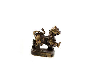 Amulett Dragon Pixiu Pi Yao Piyao Luck Attraction Amulet Thai Buddhistische 8042