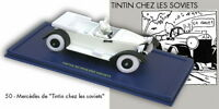 RARE EO HERGE TINTIN 70 VOITURES METAL COLLECTION COMPLETE ATLAS
