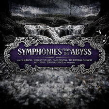 Symphonies from the Abyss - Compilation - CD Staubkind, Combichrist, Mina Harker