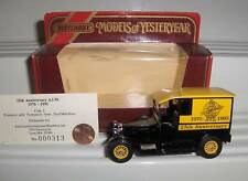 MATCHBOX MODELS OF YESTERYEAR 1995 Y5D AIM 25 YEARS TALBOT + COA CODE 2 NU BOXD*