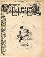 1886 Life January 1-Canada seizes Patent Medicines