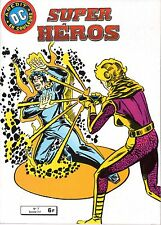 SUPER HEROS  7 AREDIT  1980 ETAT NEUF