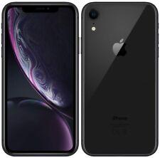 "Apple iPhone XR 4G 6.1"" Smartphone 3GB RAM 64GB SIM Free Unlocked - Black A"