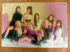 EVERGLOW - Arrival Of Everglow [OFFICIAL] POSTER *NEW* K-POP