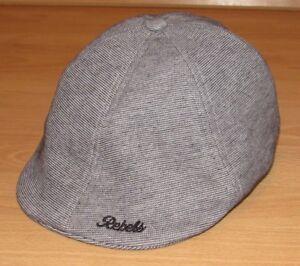 Ole Miss Rebels Timeless Driving Flat Cap Hat Men's OSFM - Peaky Blinders