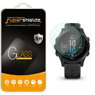 [3-Pack] Supershieldz Tempered Glass Screen Protector for Garmin Forerunner 945
