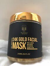24K Gold Facial Mask By Blueprint Beauty