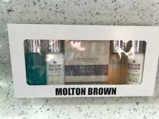 Molton Brown Bath and Shower Collection Mixed Gift Set  4 x 30ml + 1 Soap