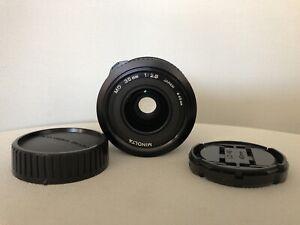 [MINT] Minolta 35mm F2.8 MD