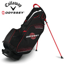 CALLAWAY ODYSSEY 2018 HYPER LITE 3 LIMITED EDITION GOLF STAND / CARRY BAG