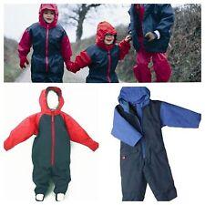 Abbigliamento casual impermeabile per bambini dai 2 ai 16 anni