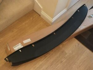 New Genuine BMW MINI R50 R52 Front Centre Spoiler Black  51117127932 B109