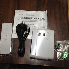 Roller Shutter Remote Receiver and Handset
