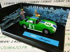 MV49R Auto Altaya Ixo 1/43 Diorama Bd Michel Vaillant: Hurricane Nr °49