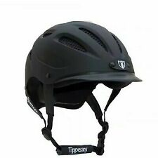 Tipperary Sportage 8500 Riding Helmet Black Matte Large
