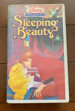 Disney Classics Sleeping Beauty - PAL VHS Movie
