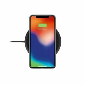 mophie Charge Stream Pad 10W Qi Wireless Charge Pad for iPhone and Samsung