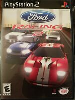 Ford Racing 2 - PlayStation 2 - PS2 - Disc Only - Fast Free Ship!