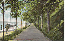 Nothe Walk & Soldiers, WEYMOUTH, Dorset