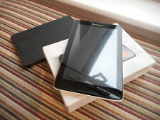 "Lenovo Tab A8 Tableta - 8"" Blanco A5500-f - Excelente Estado, en Caja"