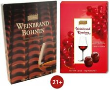 European Bohme Chocolate Candy BEANS or/and CHERRIES IN BRANDY from Germany