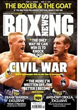 June Boxing News Weekly Magazines in English
