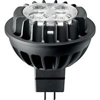 1 X Philips Master LED MR16 (GU5.3) 7W DIMMABLE in 2700K RETROFIT 60D 60 degree