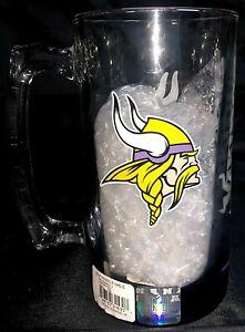 NFL Minnesota Vikings 25oz mega elite tankards mug