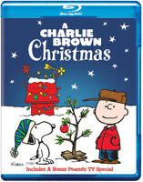 A Charlie Brown Christmas [New Blu-ray] Deluxe Edition, Rmst, Dolby, O-Card Pa