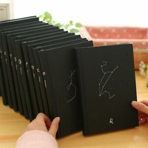12 Constellation 1pc Journal Diary Books Hard Cover Lined Paper Planner Notebook