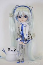Pullip Vocaloid Snow Miku - P-037 August 2011 - SOLD OUT