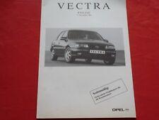 OPEL Vectra A GL Selection Sport CDX V6 Preisliste von 1994