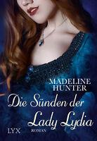 Die Sünden der Lady Lydia von Madeline Hunter (2016, Taschenbuch)