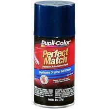 Duplicolor Bgm0506 Wa9792 For Gm Code 39 Indigo Blue 8 Oz Aerosol Spray Paint