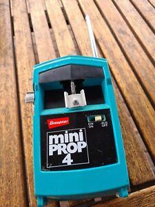 Graupner miniPROP 4 RC-Sender ~  27 MHz  4(2)-Kanal ~ RAR