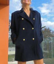 79dd3a7f56 VINTAGE Adam Bennett 1980s Original Tailored Cashmere-Wool Jacket