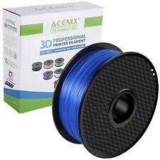 Acenix ® Azul PETG Impresora 3D filamento 1.75mm 1KG filamento de carrete para impresión 3D